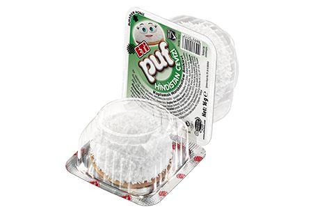 Eti 16 gr Puf Hindistan Cevizi Kaplamalı Marshmallow Bisküvi