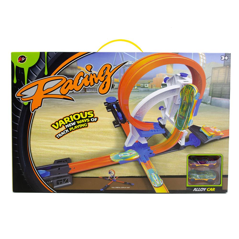 ALLOY CAR WZ010-43 Orbit Yarış Parkur Oyunu