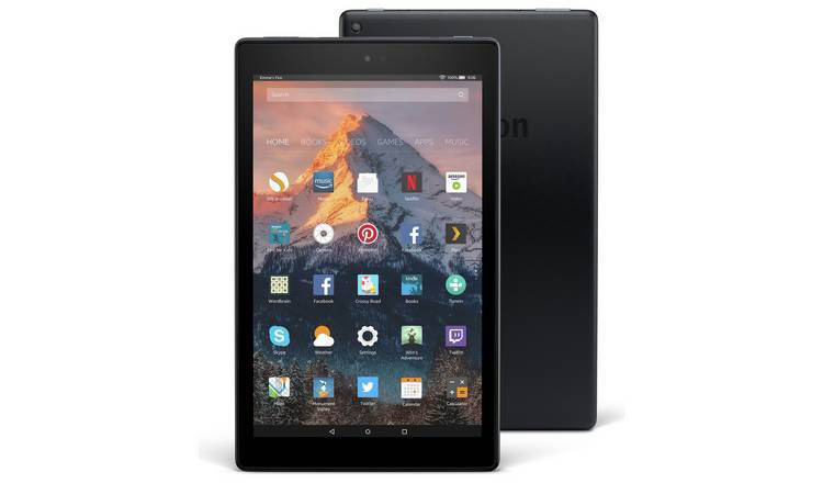 Amazon Fire 10'' HD Wifi Tablet-Alexa Destekli, 32GB-2GB Ram Full HD w:750 h:440