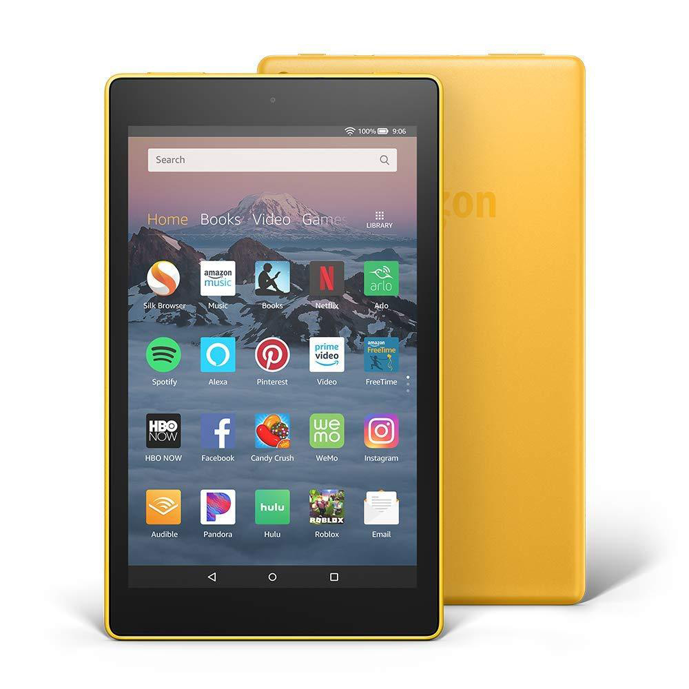 Amazon Fire 8¨ HD IPS Wifi Tablet Alexa Destekli, 16 GB 1.5GB