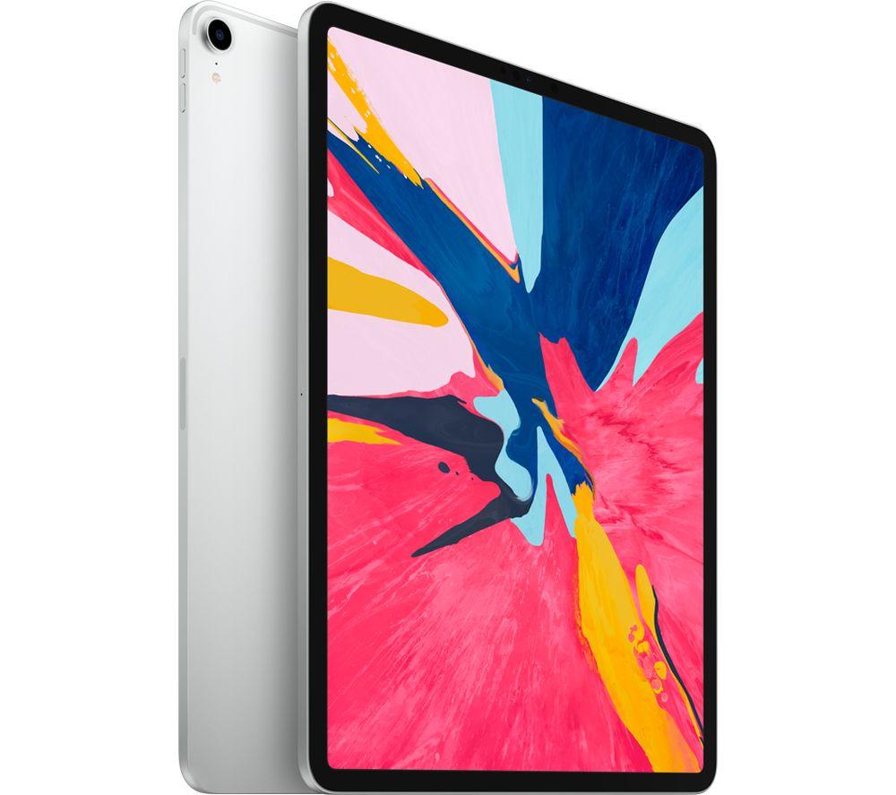 Apple 64 GB 12.9 iPad Pro Tablet, Silver