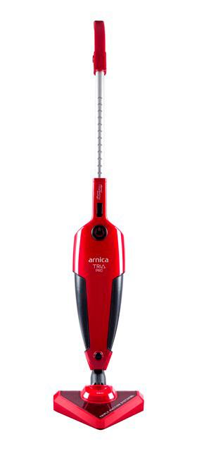 Arnica Tria Pro ET13312 Dik Elektrikli Süpürge Kırmızı