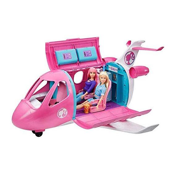 BARBİE GDG76 Mattel Barbienin Pembe Uçağı