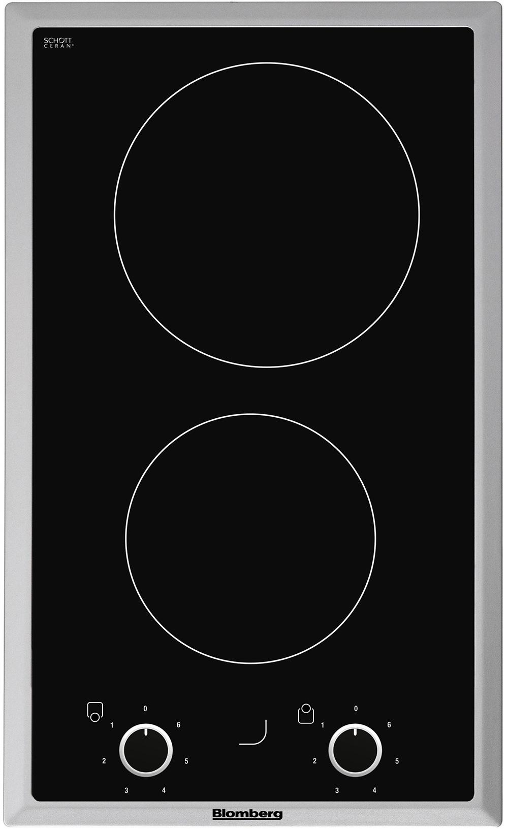 BLOMBERG MKS 32214 X Siyah Cam Ankastre Domino Ocak