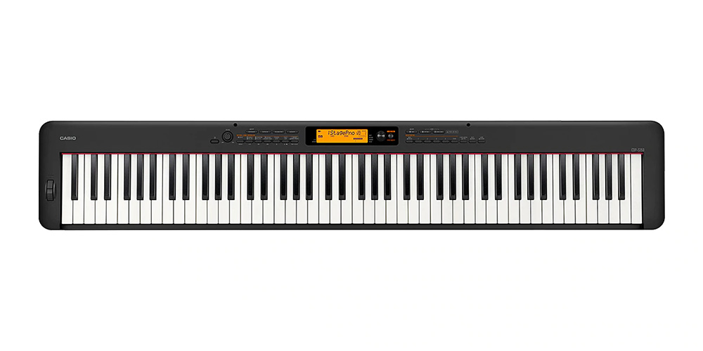 CASIO CDP-S350BK Dijital Piyano