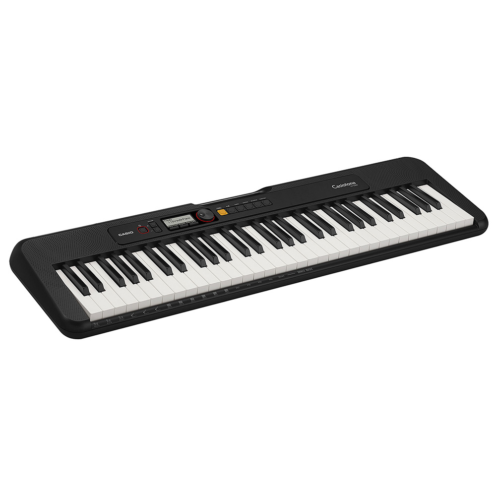 CASIO CT-S200BK 61 Tuşlu Klavye, Siyah