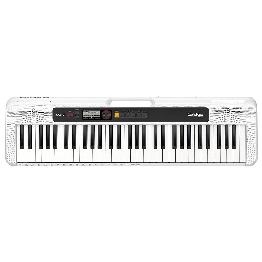CASIO CT-S200WE 61 Tuşlu Klavye, Beyaz