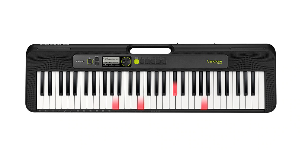 CASIO LK-S250 Casiotone Klavye