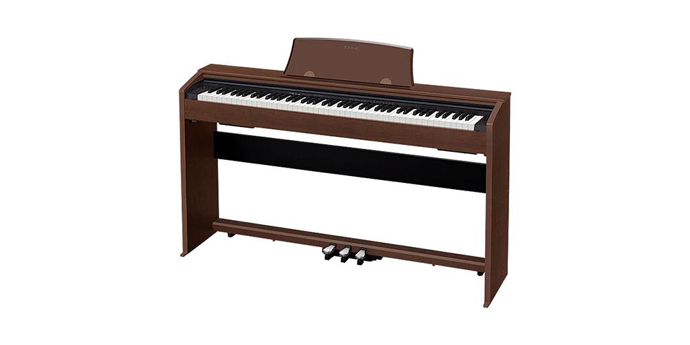 CASIO PX-770BN Privia Dijital Piyano, Kahverengi