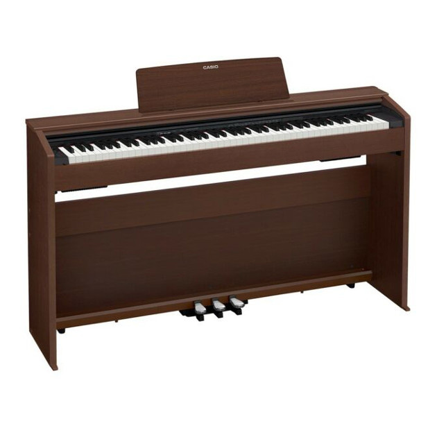 CASIO AP-470 Dijital Piyano, Kahverengi