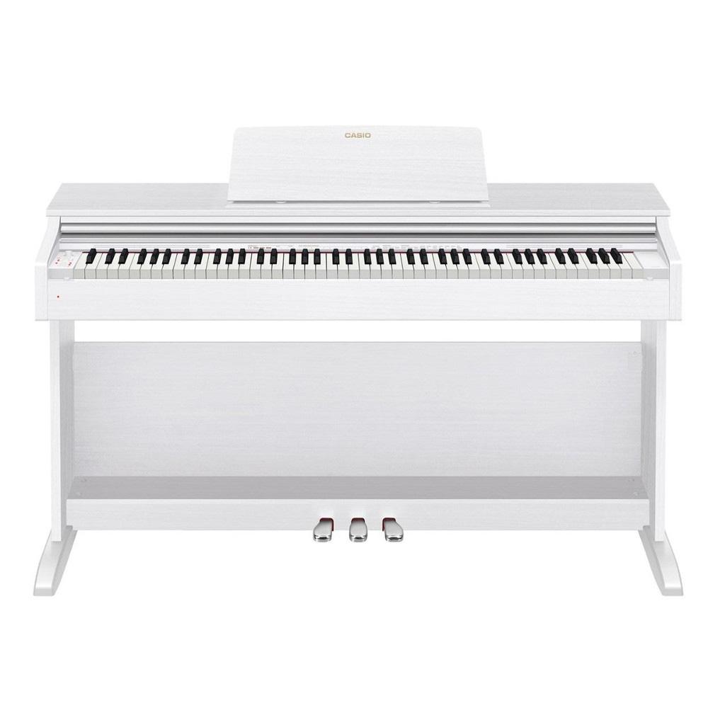 CASIO AP-270WE Celviano Dijital Piyano, Beyaz