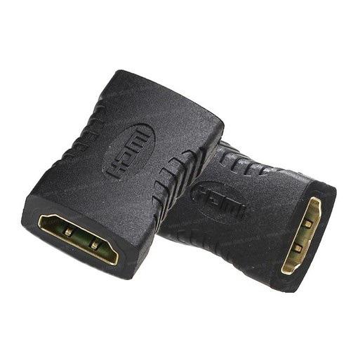 Dark HDMI Dişi - HDMI Dişi Dönüştürücü Adaptör