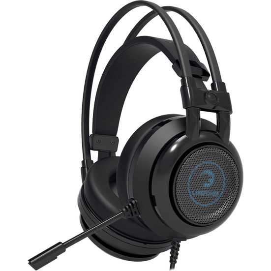 GAMEPOWER Magnus V2 3.5mm Rgb Mikrofonlu Oyuncu Kulaklık, Siyah