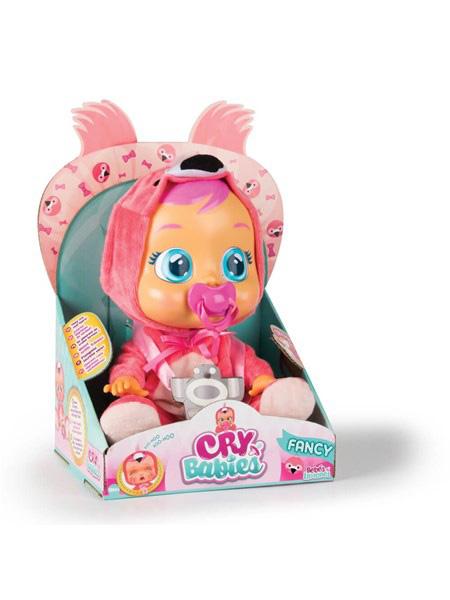 GİHOCİ PREZİOSİ Cyb02000 Cry Babies Ağlayan Bebekler Fancy