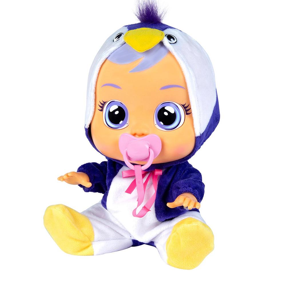 GİHOCİ PREZİOSİ Cyb02000 Cry Babies Ağlayan Bebekler Pingui
