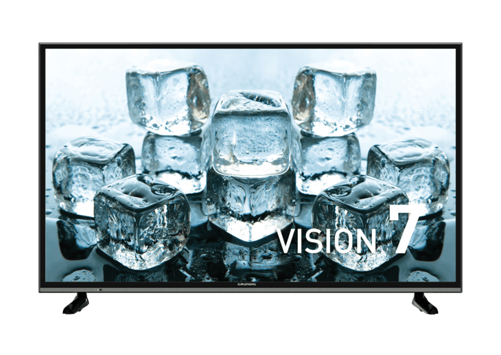 "GRUNDİG 49"" 4K Ultra HD+Netflix Smart Led Televizyon / 49 VLX 7850 BP w:730 h:517"