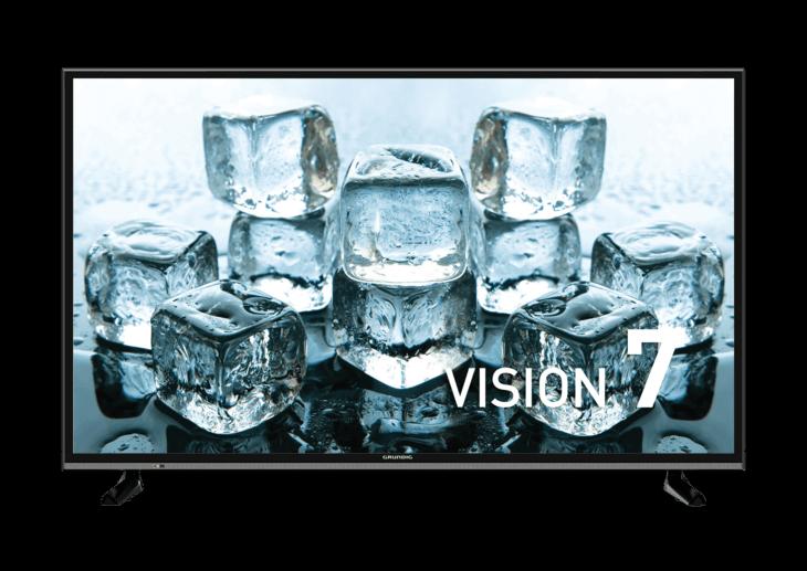 "GRUNDİG 55"" 4K Ultra HD+Netflix Smart Led Televizyon / 55 VLX 7850 BP w:730 h:517"
