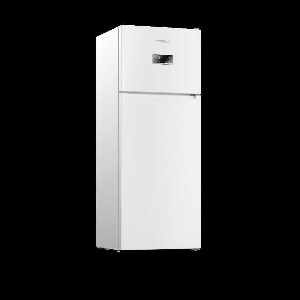 GRUNDİG GRND 5110  Duo No Frost 505Lt. Buzdolabı
