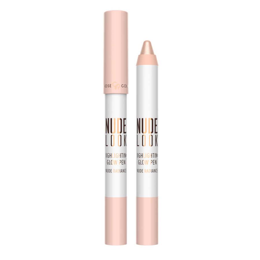 Golden RoseP-NHP-01 Nude Look  Işıltılı Aydınlatacı Kalem