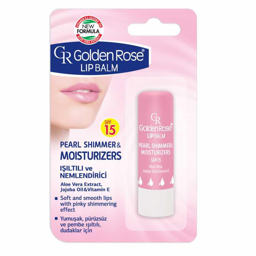 Golden Rose Lip Balm Moisturizers