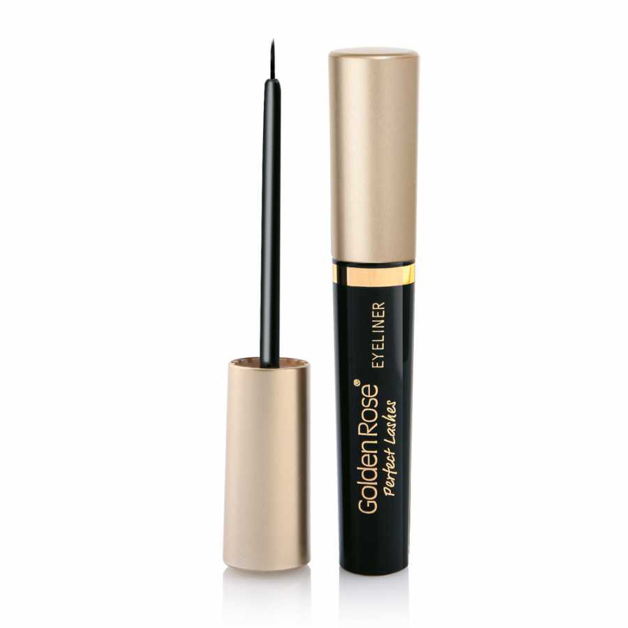 Golden Rose M-GPE-BLA Perfect Lashes Eyeliner