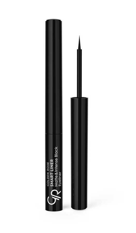 Golden Rose M-SBE-01 GR Smart Liner Matte & İntense Siyah Eyeliner
