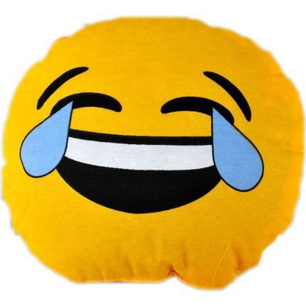 Gülen Emoji Yastık