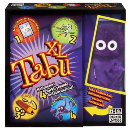 HASBRO 04199 Tabu XL Kutu Oyunu