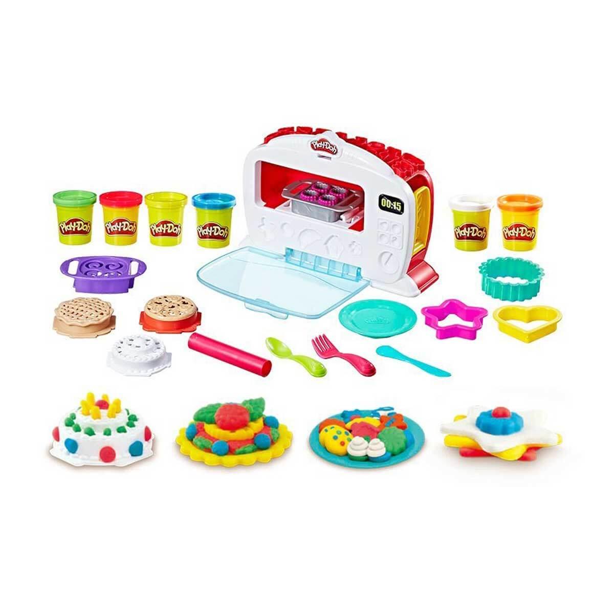 Hasbro B9740 Play Doh Sihirli Fırın Seti.