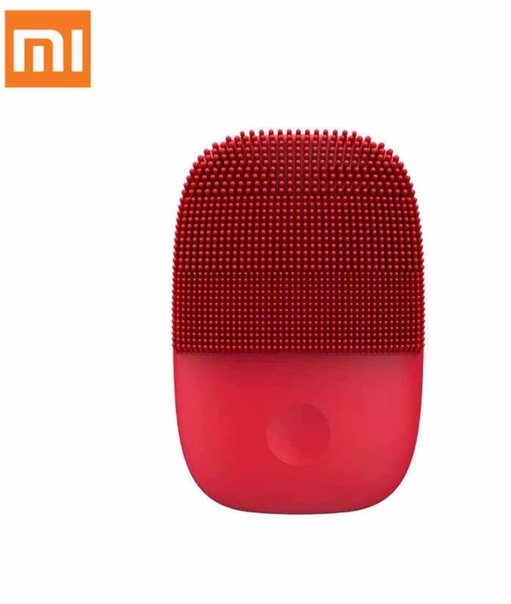 Xiaomi Mi Inface Sonic Titreşimli Yüz Temizleme Cihazı, Kırmızı