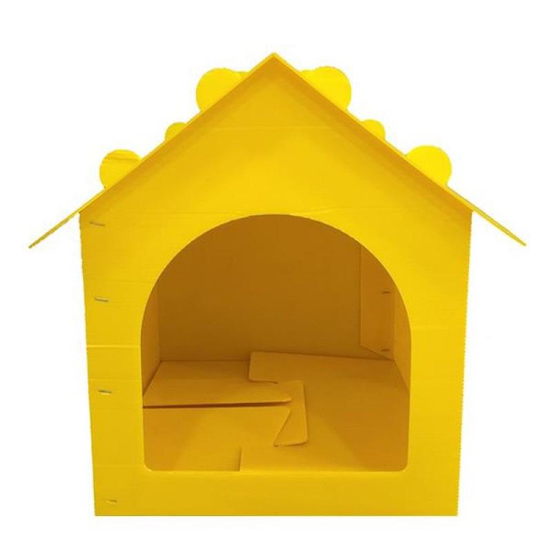 Plastik, Çatılı Kedi Evi