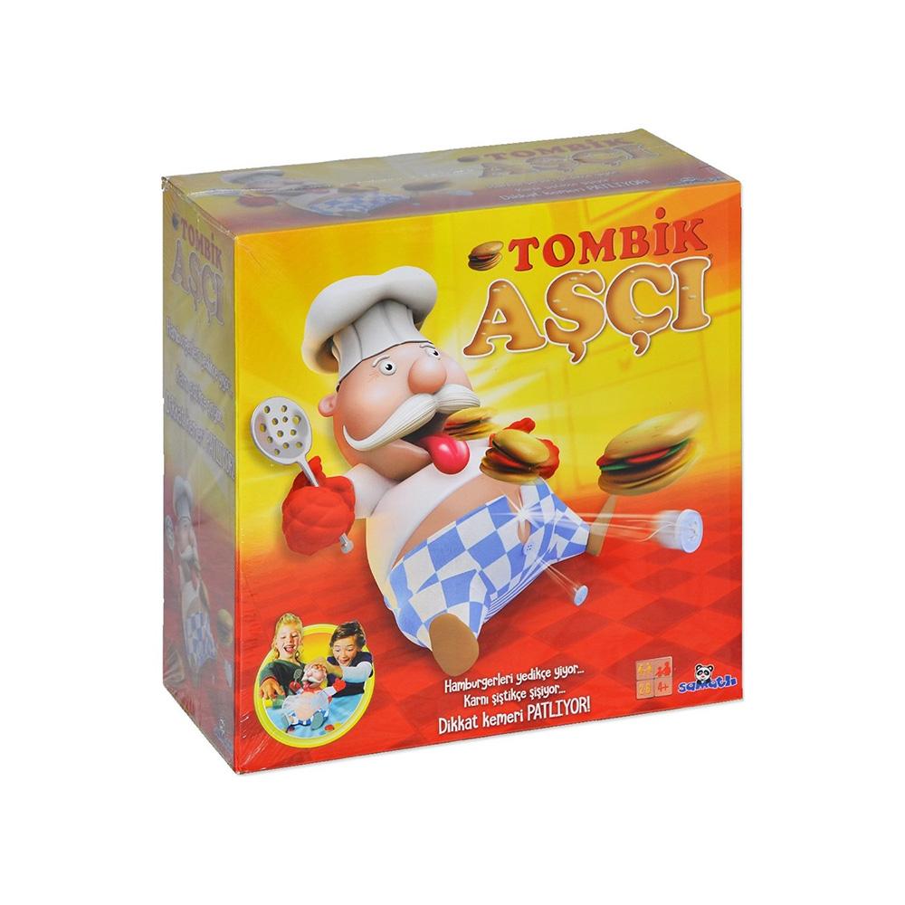 SAMATLI Tombik Aşçı Kutu Oyunu