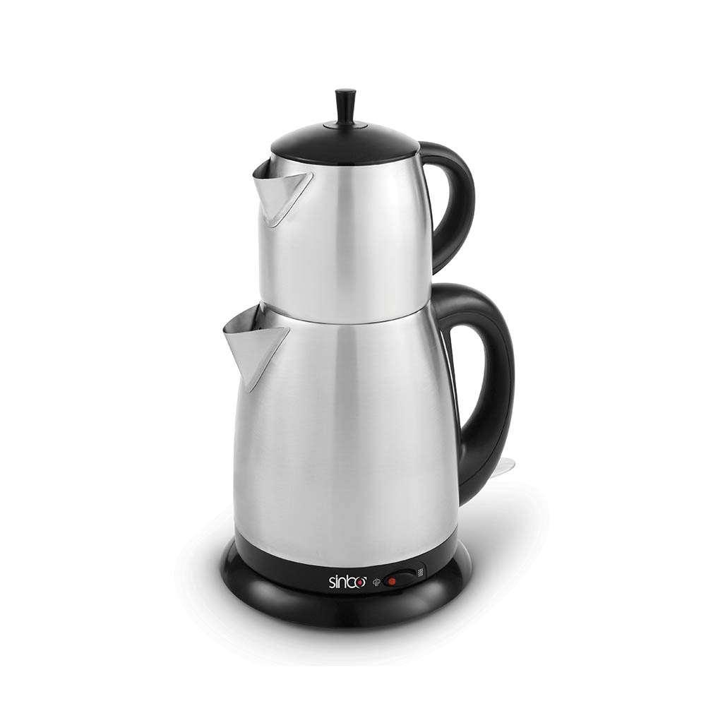 SİNBO STM-5400 Elektrikli Çay Makinesi, Inox