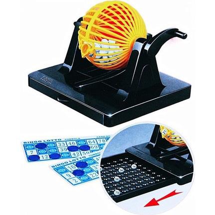 SMİLE GAMES Bingo Lotto Yeni Nesil Tombala Oyun Seti