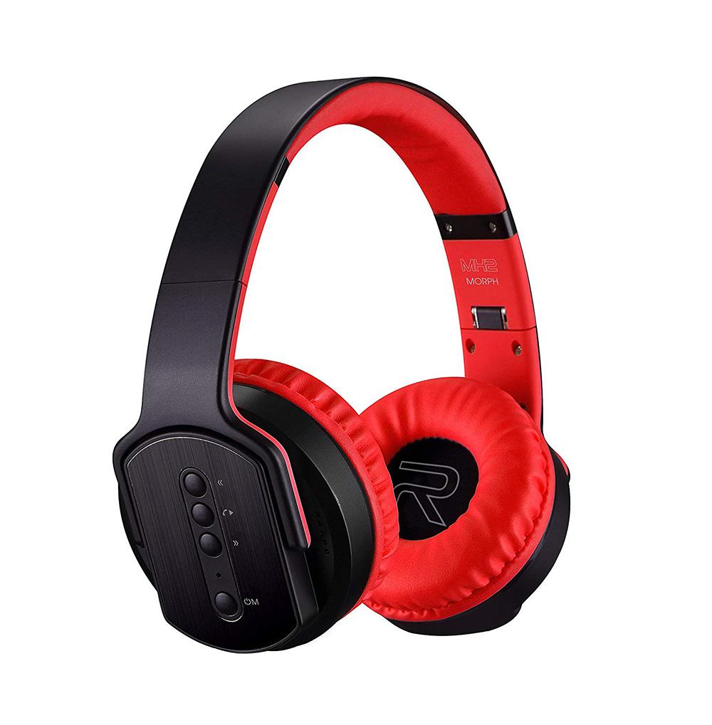 SODO MH2 Bluetooth Kulaklık, Kırmızı