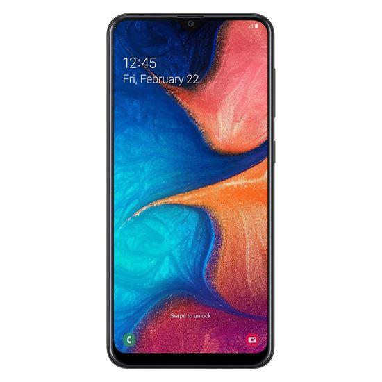 Samsung Galaxy 32 GB A20s  Akıllı Telefon, Siyah