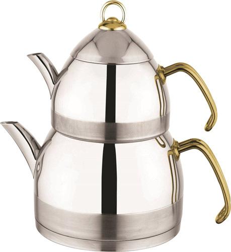 Schafer Fieber Çaydanlık Takımı, Altın Renk