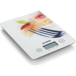 Schafer Makrone Dijital Hassas Mutfak Tartısı(Baskül),Beyaz