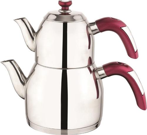 Schafer Soft Çaydanlık Takımı, Bordo