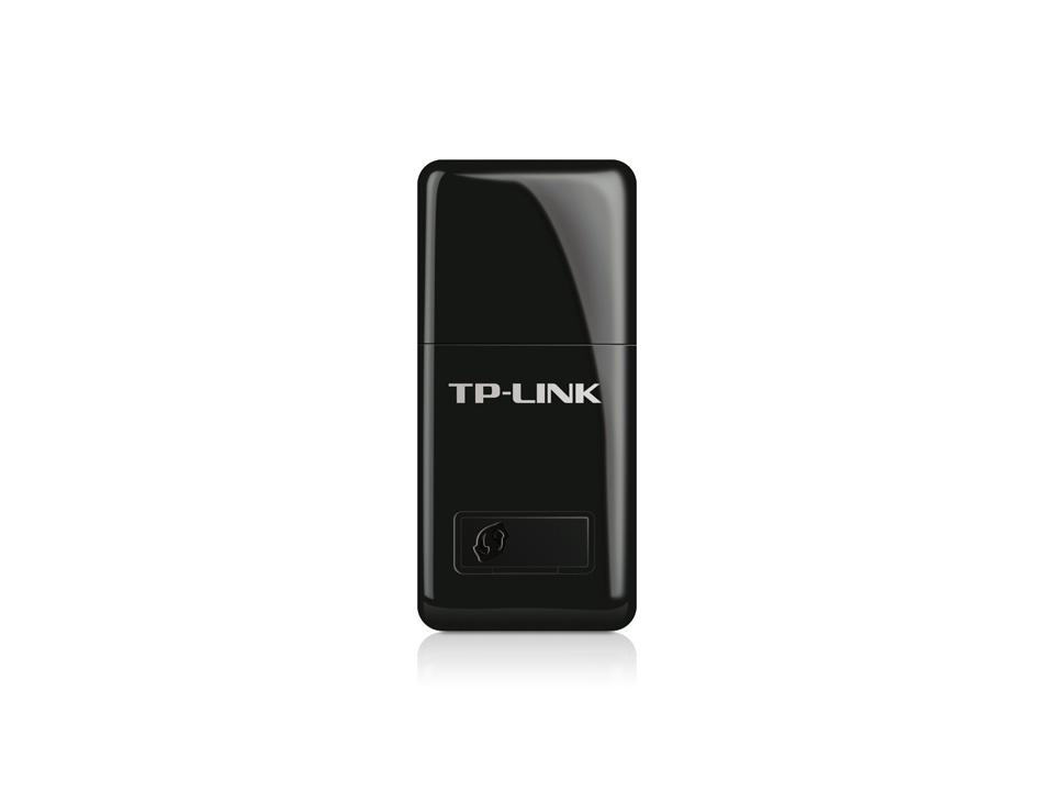 TP-Link TL-WN823N 300Mbps Mini Kablosuz N USB Adaptör