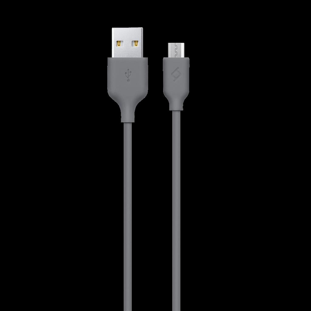 TTEC 2DK7530GR Micro USB Şarj Kablosu, Gri
