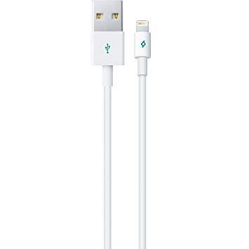 TTEC Lightning  2DK7508B iPhone Şarj Kablosu, Beyaz