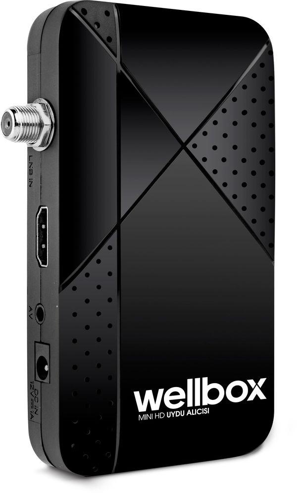 Wellbox 4100S Mini HD Uydu Alıcısı