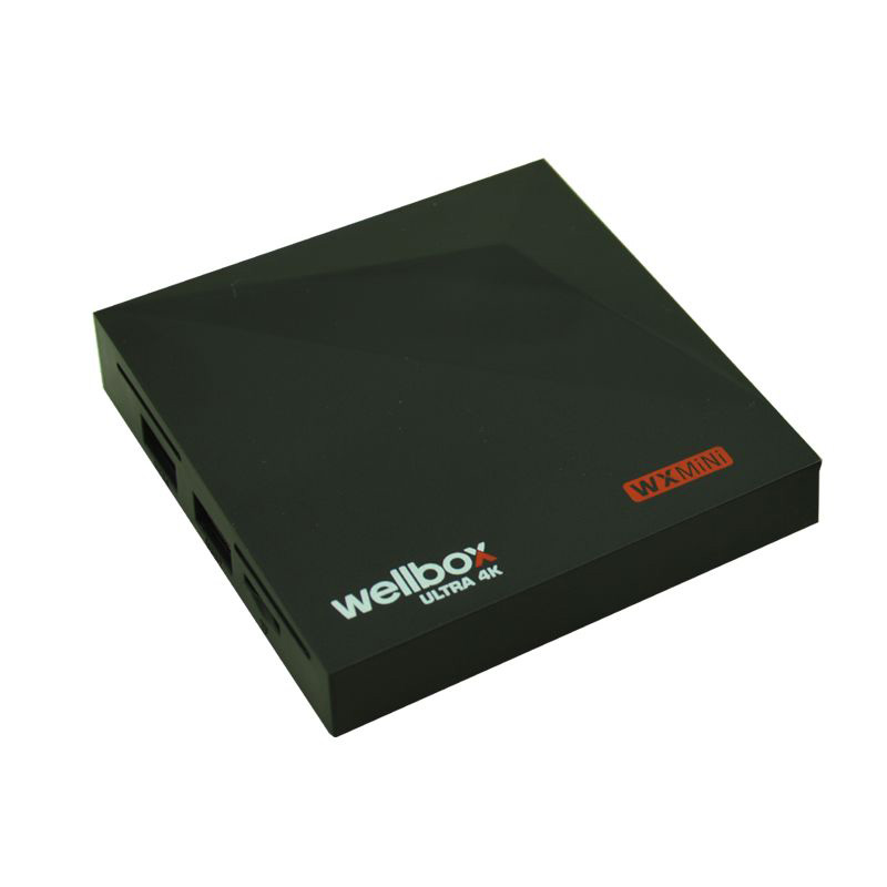 Wellbox 4K Android TV Box
