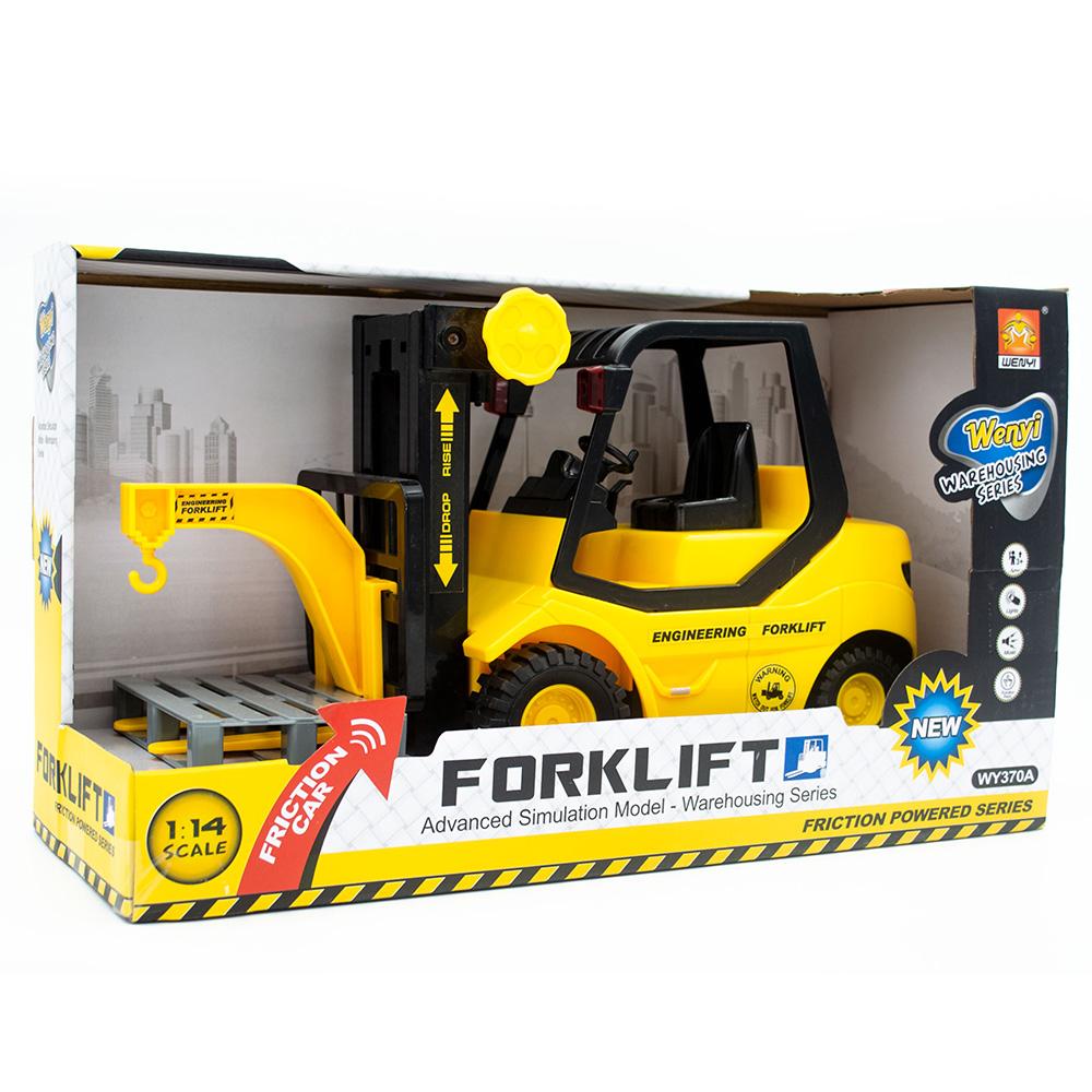Wenyi WY370A İttirmeli Sesli Forklift.