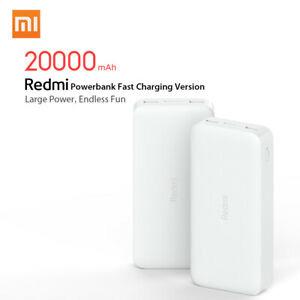XİAOMİ 20000Mah Redmi Taşınabilir Şarj Aleti (Powerbank), Beyaz