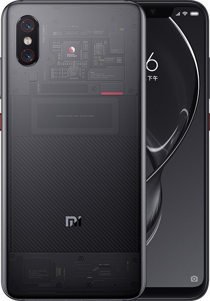 XIAOMI Mİ 8 Pro 128GB Akıllı Telefon. Titanium